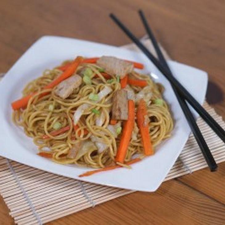 Yakisoba (Japanese Stir Fried Noodles) Recipe   Yummly