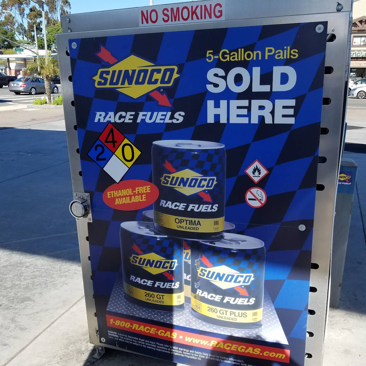Ultra Fuel - Gas Station in Poway