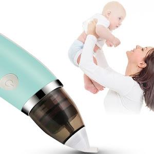 Aspirator nazal electric pentru bebelusi