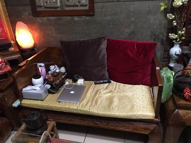 羅漢床椅墊