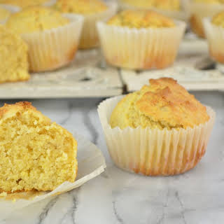 Maple Syrup Corn Muffins.