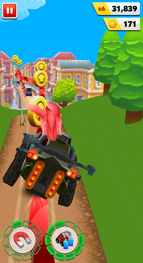 Pony Craft Unicorn Car Racing - Pony Care Girls 1.0.11 screenshots 8