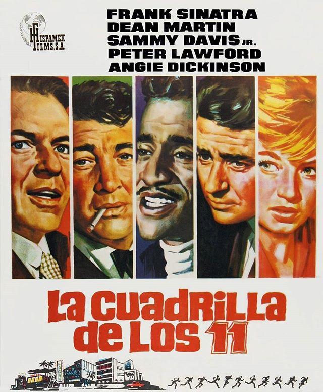 La cuadrilla de los once (1960, Lewis Milestone)