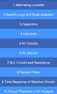 Electrical Engineering MCQs (+10,000) App Download For Android 3