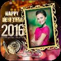 New Year Photo Frames HD icon