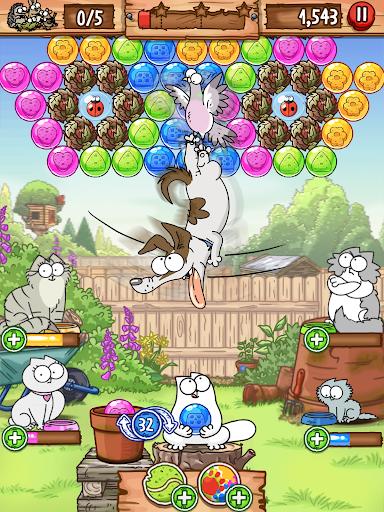 Simonu2019s Cat - Pop Time apktram screenshots 11