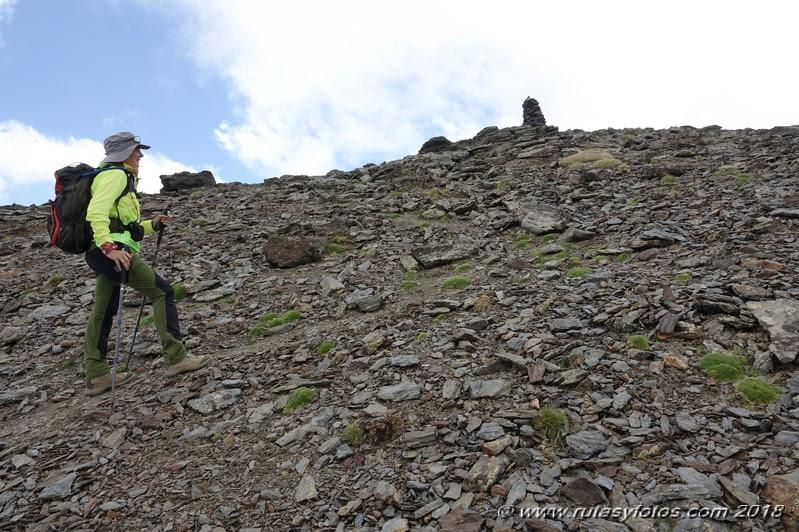 Tresmiles de Sierra Nevada - Lavaderos de la Reina