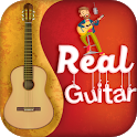 Real Guitar : easy chords tabs guitar playing made icon