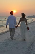 Photo: Destin Beach Wedding