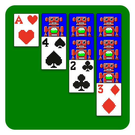 Solitaire Retro Icon