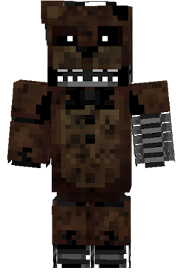 New Ignited Freddy.