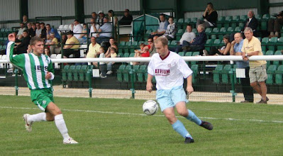 Photo: 23/08/08 v Aylesbury Vale (SSMLP) 1-2 - contributed by Martin Wray