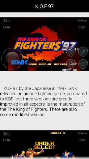 K.O.F 97