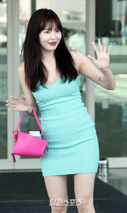 hyuna fashion 28