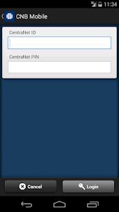 Central National Bank  Mobile- screenshot thumbnail