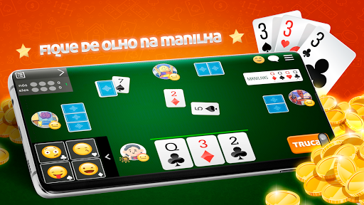 Truco Online - Paulista e Mineiro apktram screenshots 1