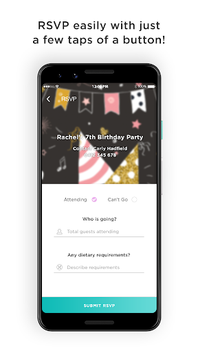 JahWow - Children's Party & Events Invitations 1.0.6 screenshots 5