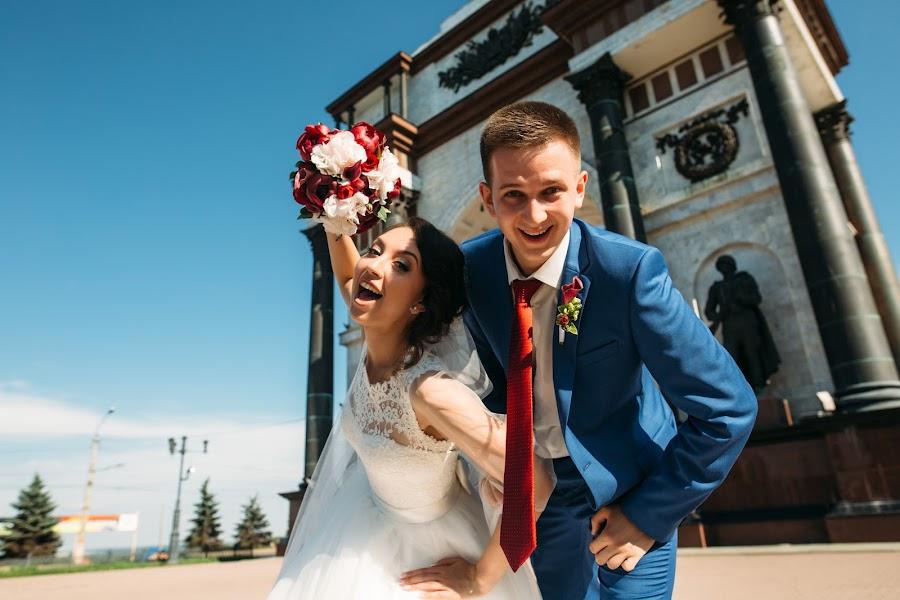 Bryllupsfotograf Dmitriy Ochagov (Ochagov). Foto fra 10.04.2018