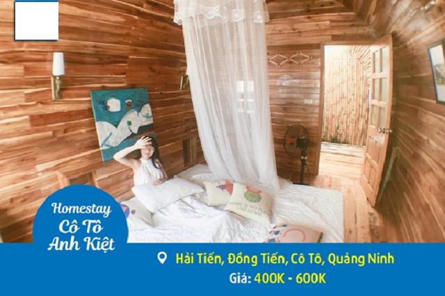 Để tiết kiệm chi phí du lịch cô tô tới đa, các bạn hãy chọn nhà nghỉ Home Stay