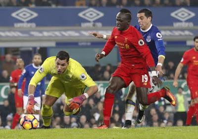 Sadio Mané délivre Liverpool