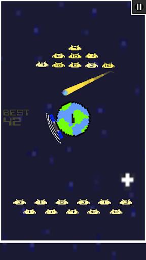 Télécharger Galaxy vs Alien: Best Galaxy Arcade apk mod screenshots 3