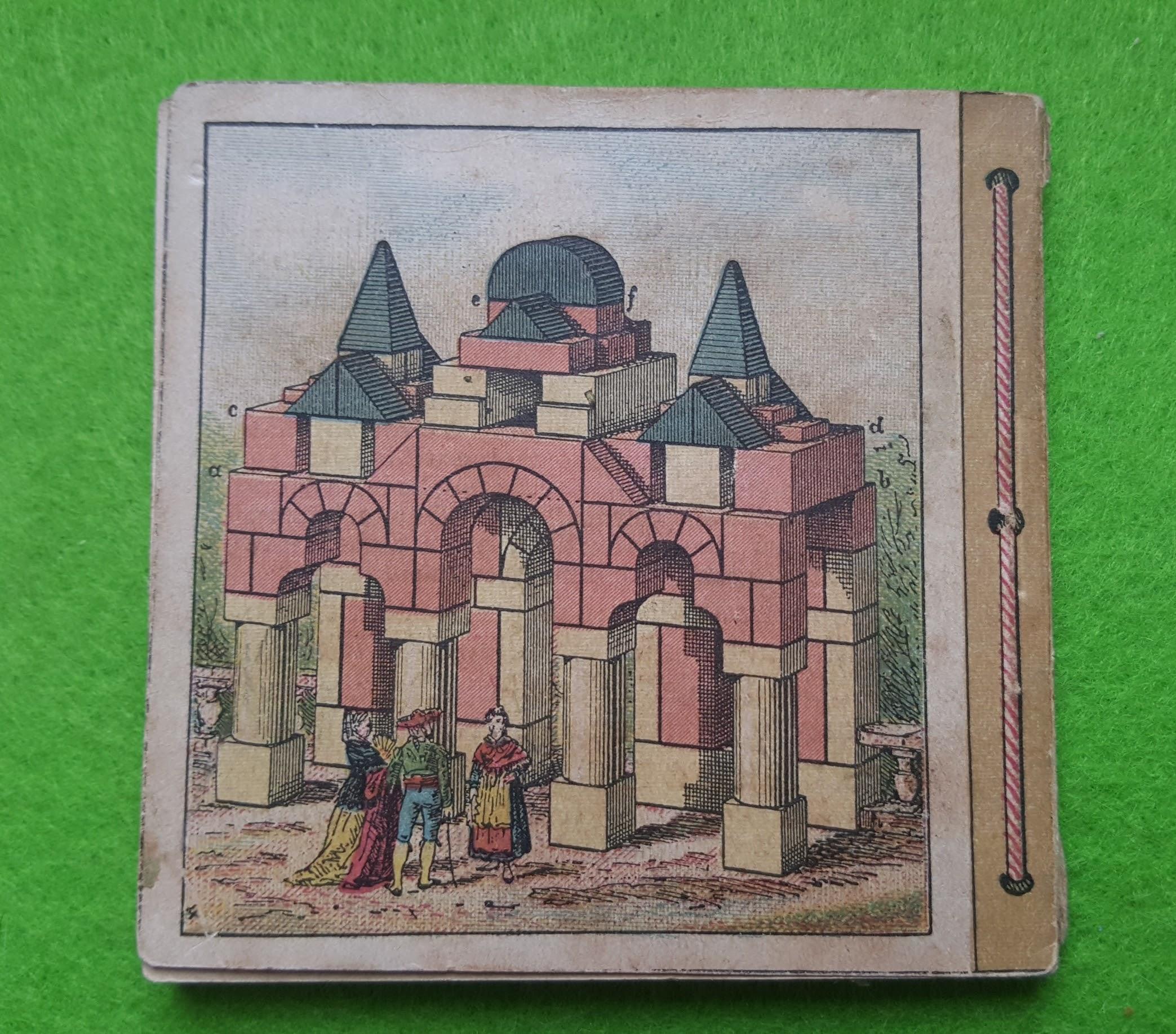 Anker Geduldsspiel Tangram - Pythagoras