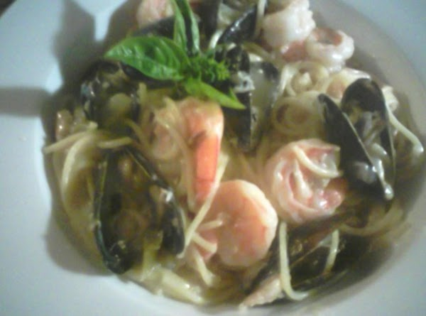 Special  Company Seafood Pasta Recipe