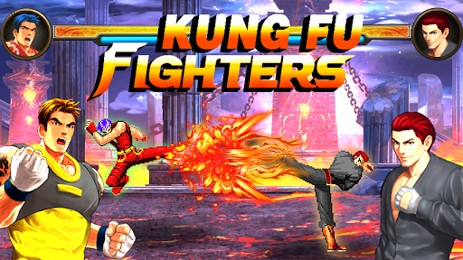 King of Kung Fu Fighters modavailable screenshots 1
