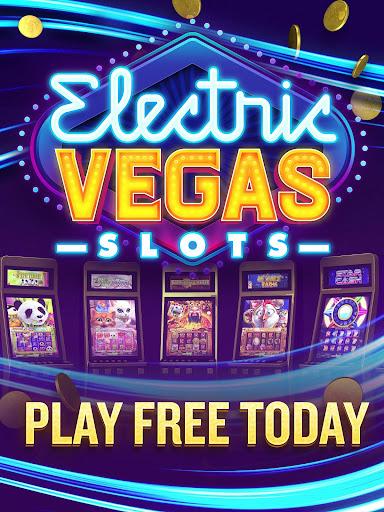 Electric Vegas - Free Slots screenshot 5