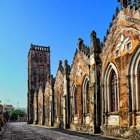 Dôme de SỞKIỆN  Hà Nam, Việt Nam. by Tran Ngoc Phuc Ngoctiendesign - Buildings & Architecture Public & Historical (  )