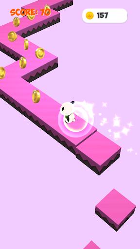 玩冒險App おちゃめペットランニング 3D - アクションゲーム免費 APP試玩