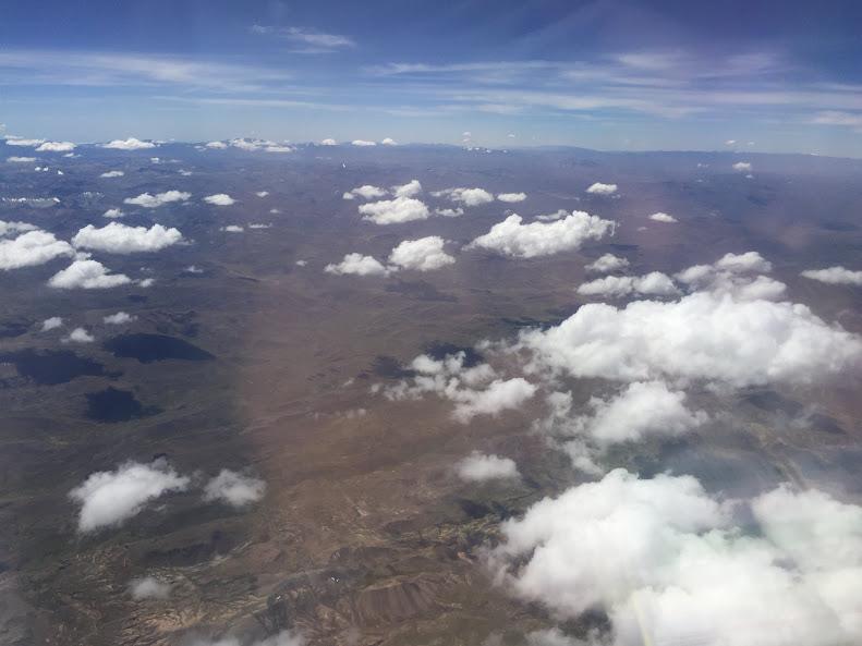アマゾナス航空 風景