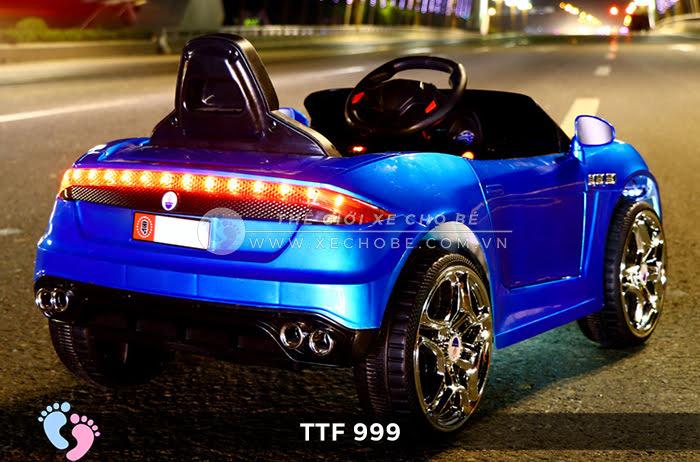 Ô tô điện đồ chơi trẻ em cao cấp TTF-999 15