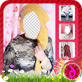 Hijab Party Photo Maker
