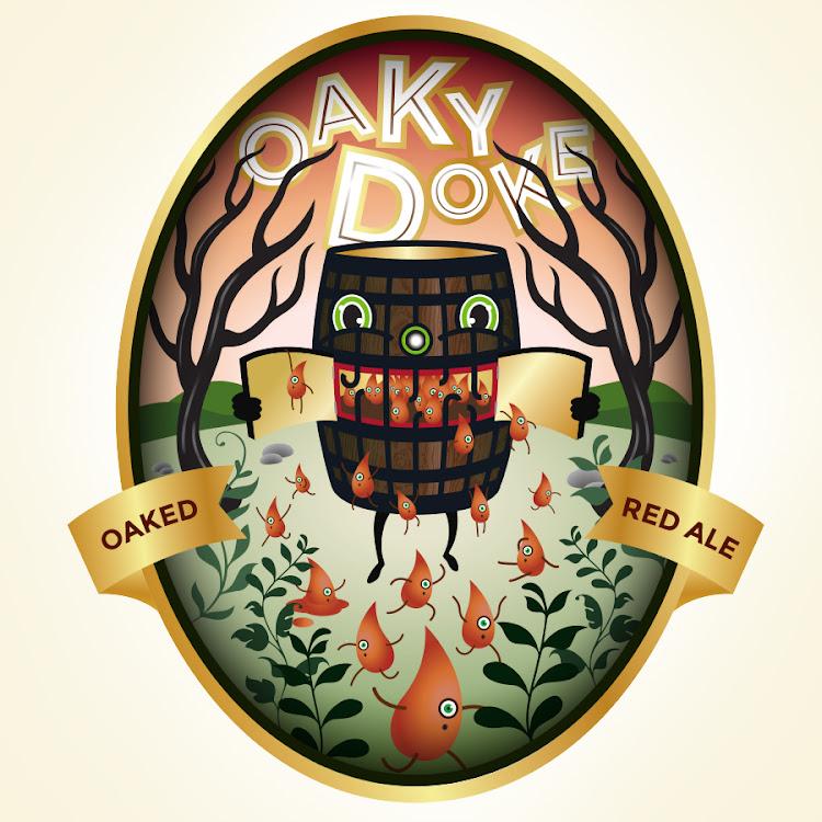 Logo of Co.mpany Brewing Oaky Doke
