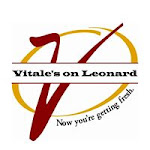 Logo for Vitale's on Leonard
