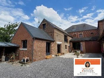 maison à Preux-au-Bois (59)