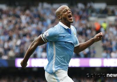 Manchester City hakt Chelsea in de pan, Kompany pikt goal mee