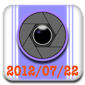 Time Stamp Camera Portrait icon