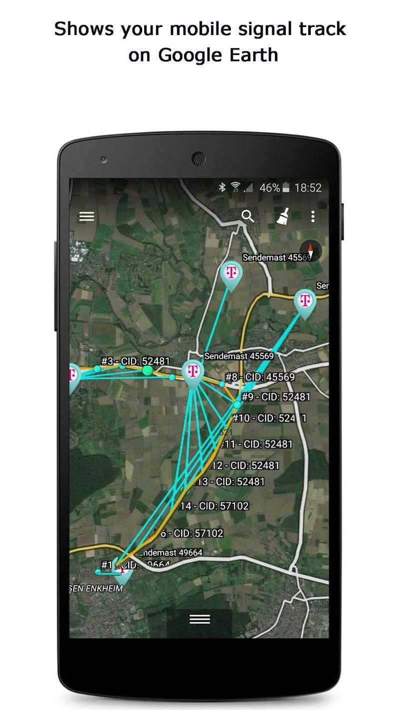 Network Signal Info Pro Screenshot 6