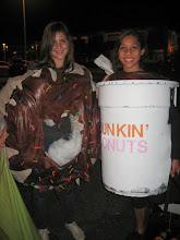 Photo: Coffee and doughnuts, anyone?