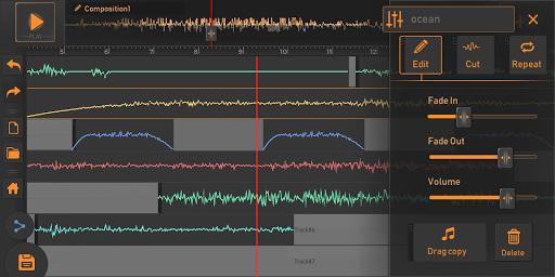 Music Maker 2.5.2 screenshots 2