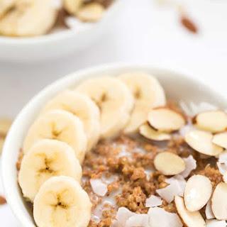 Quinoa Power Breakfast Bowls.