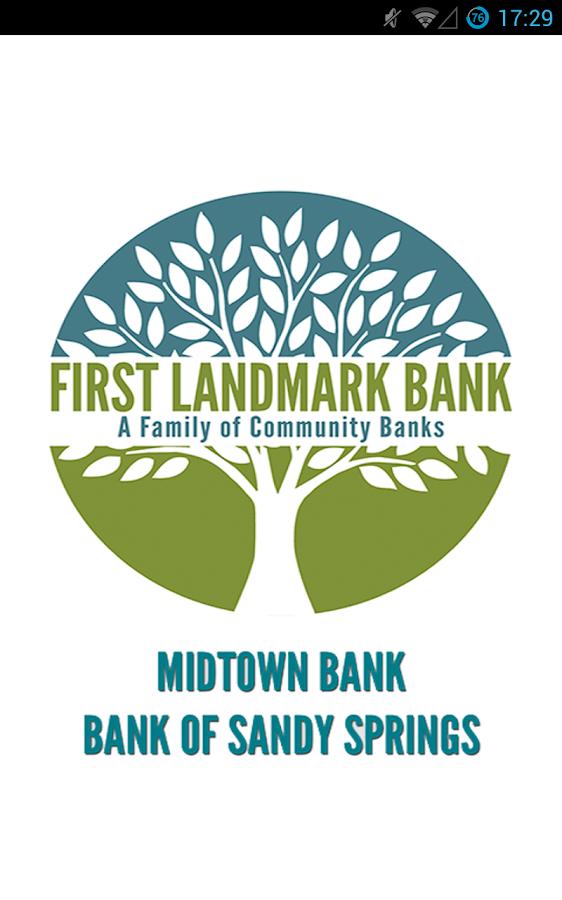First Landmark Mobile Banking - screenshot