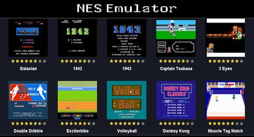 Free NES Emulator 0.1 screenshots 2