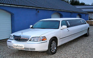 Lincoln Towncar Rent Midtjylland