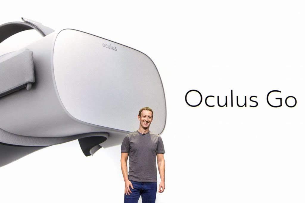 El nuevo sistema de la familia Oculus.