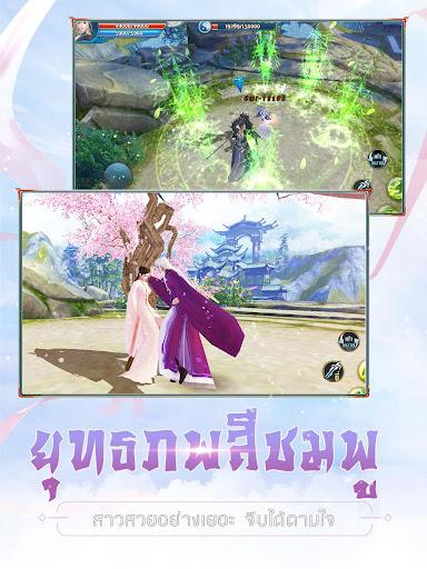 ZhuXian-u0e01u0e23u0e30u0e1au0e35u0e48u0e40u0e17u0e1eu0e2au0e31u0e07u0e2bu0e32u0e23  gameplay | by HackJr.Pw 5