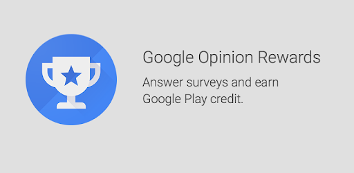 Google Opinion Rewards - Apps on Google Play