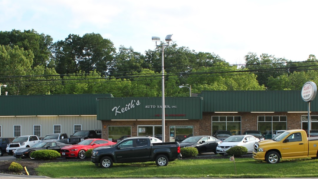 Keiths Auto Sales >> Keith S Auto Sales Inc Used Car Truck Dealer In Penn